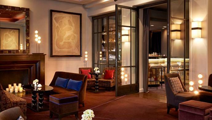 Restaurant Le Baudelaire - Le Bar