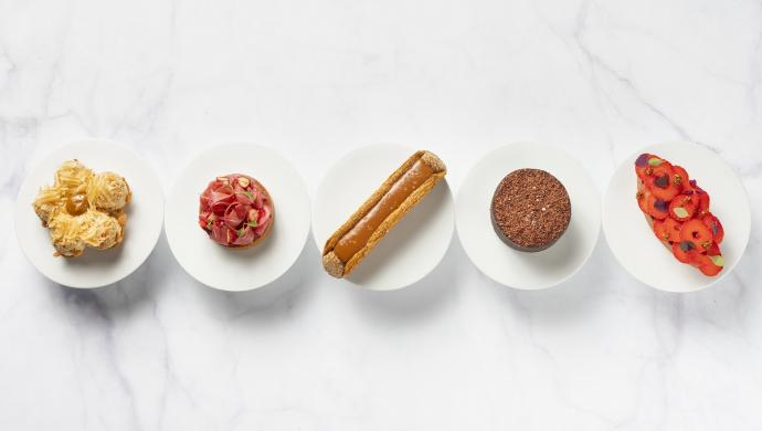 Restaurant Le Baudelaire - Le Tea Time