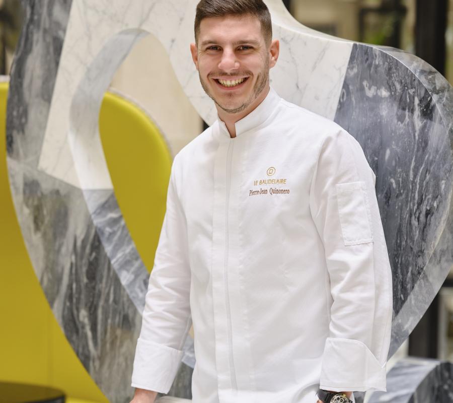 Restaurant Le Baudelaire - Nos chefs